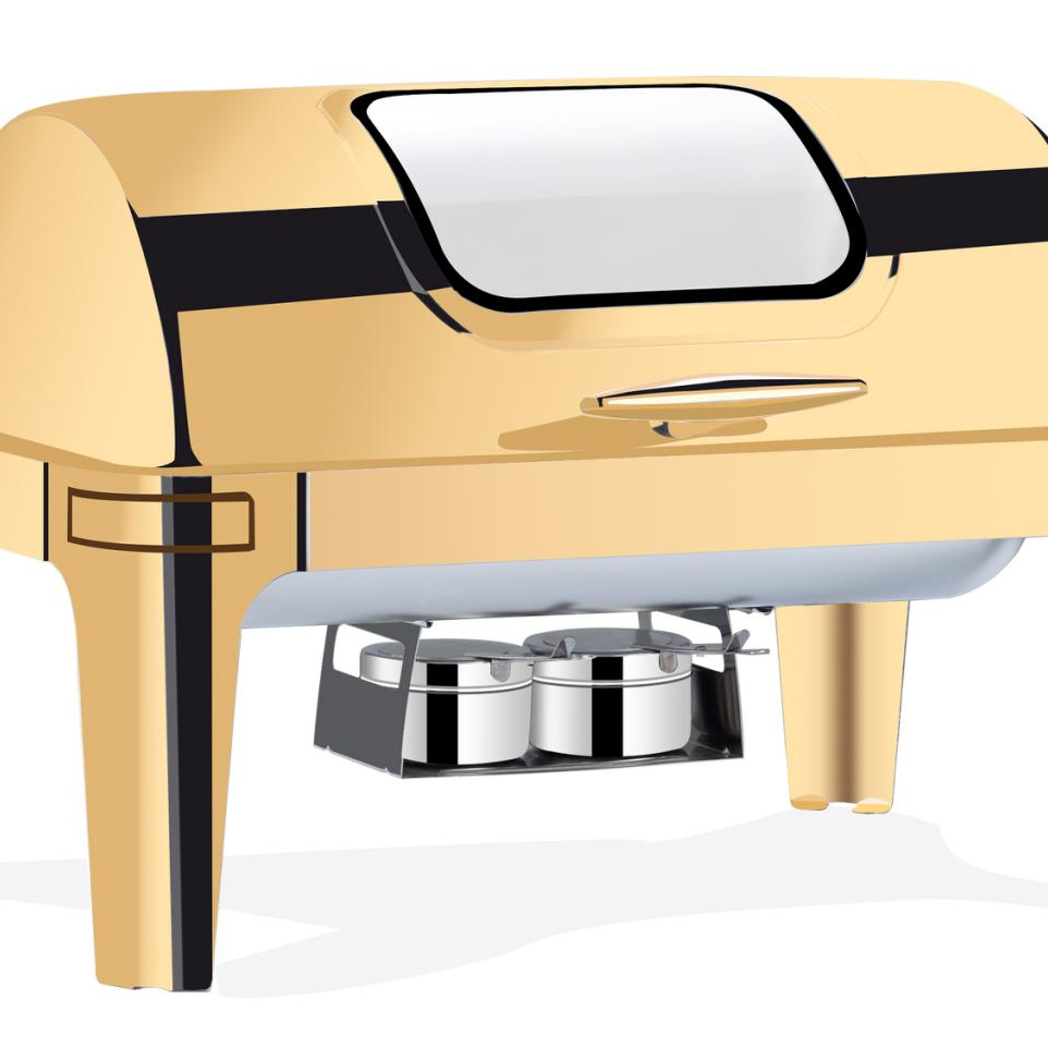 New high quality stainless steel food warmer buffet chafing dish