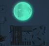 Silver-green light