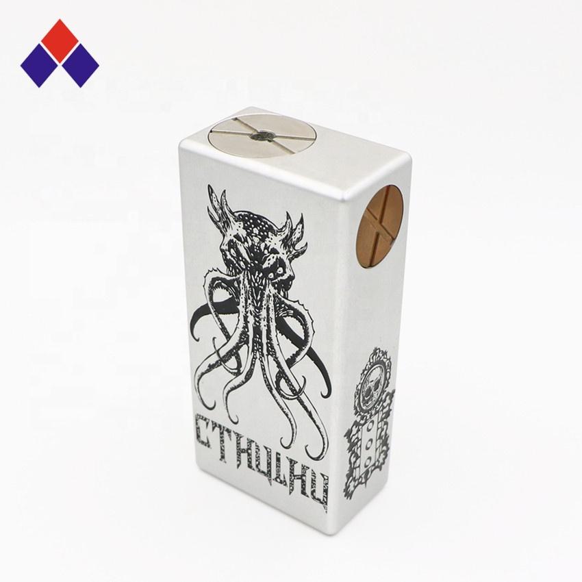 Most popular products 18650 Ecig Mod Best Vapor Box Vap prices cheap E-Cigarette Vape Mod - MrVaper.net