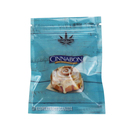 Recyclable Bag Recyclable Digital Printed 3 Side Sealing Zipper Plastic Packaging Bag For Tobacco
