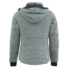 Waterproof Jacket Men Waterproof Padded Polyester Insulated Softshell Winter Jacket