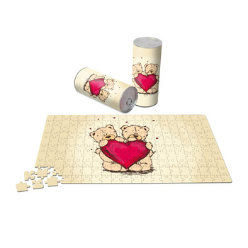 Paper Jigsaw Puzzle Educational Toys Birthday Party Return Gifts for Kids