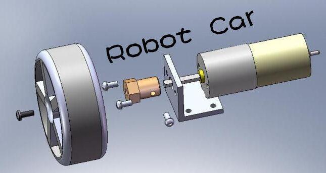 GM25-370CA 12v электродвигатель постоянного тока с высоким крутящим моментом для автомобиля