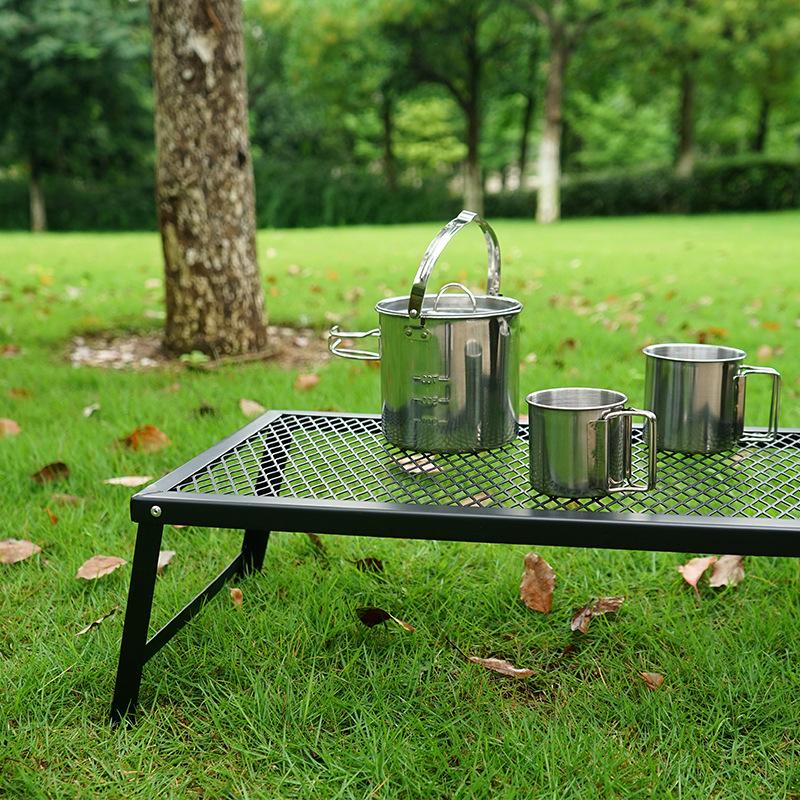 Складной стол для барбекю, складной стол для барбекю, складной гриль, складной стол для барбекю, складной стол для кемпинга, пикника