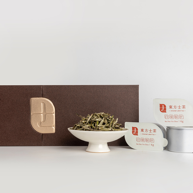 Organic Extract Natural Peach Loose Silver Tip Pekoe White Tea - 4uTea | 4uTea.com