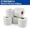 DYMO 99014(54x101mm-220pcs)
