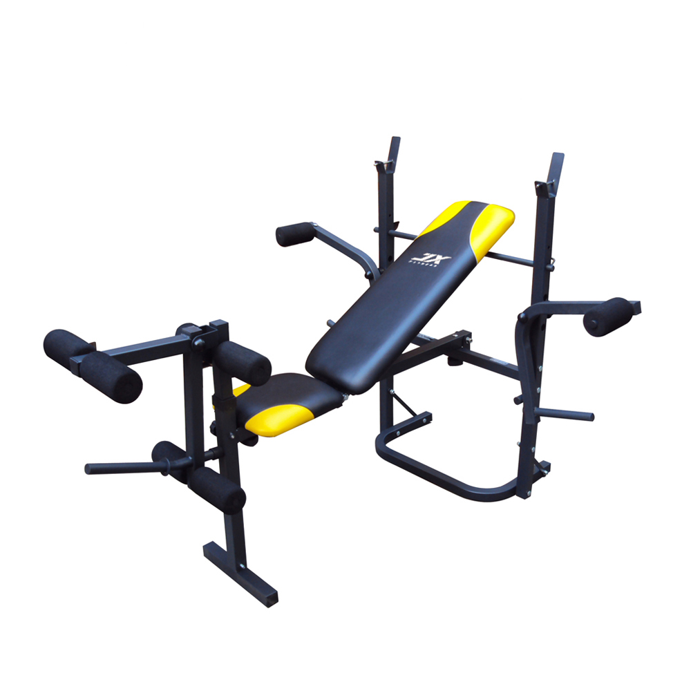 JX FITNESS Adjustable Weight Bench Home Training Gym Heavy Duty Design