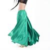 Темно-зеленая юбка