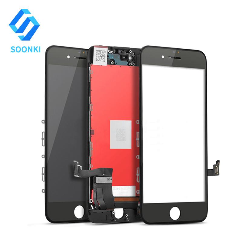 Заводская цена для iphone 7 plus замена экрана с дигитайзером для iphone7 plus lcd ecran Замена