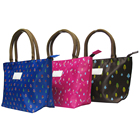 Hand Bag Fashion Handbag Wholesale Custom Waterproof Nylon Ladies Picnic Hand Lunch Bag For Women