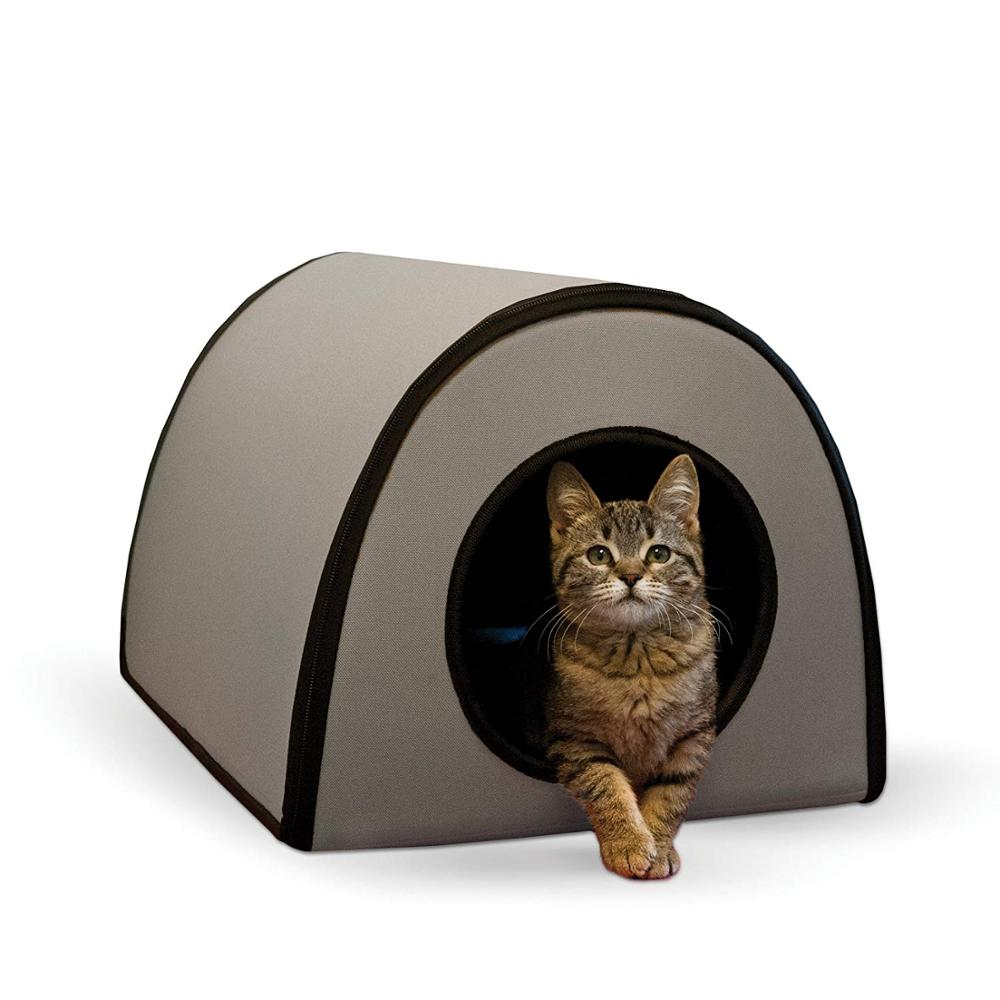 Pet Products Mod Thermo Kitty Shelter Outdoor Heated Cat House Buy Washable Cat Bed Dog Heated Bed Cat Bed Cave Product On Alibaba Com