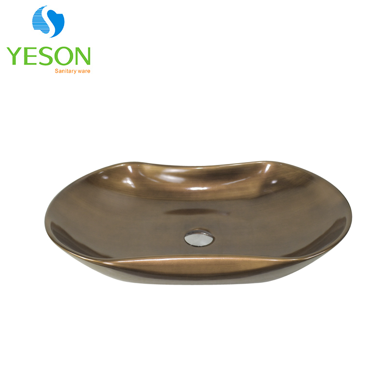 Modern Bathroom Vessel Sink With Competitive Price Yeson Ceramics Buy Modern Bathroom Vessel Sink Bathroom Sink Yeson Ceramics Product On Alibaba Com