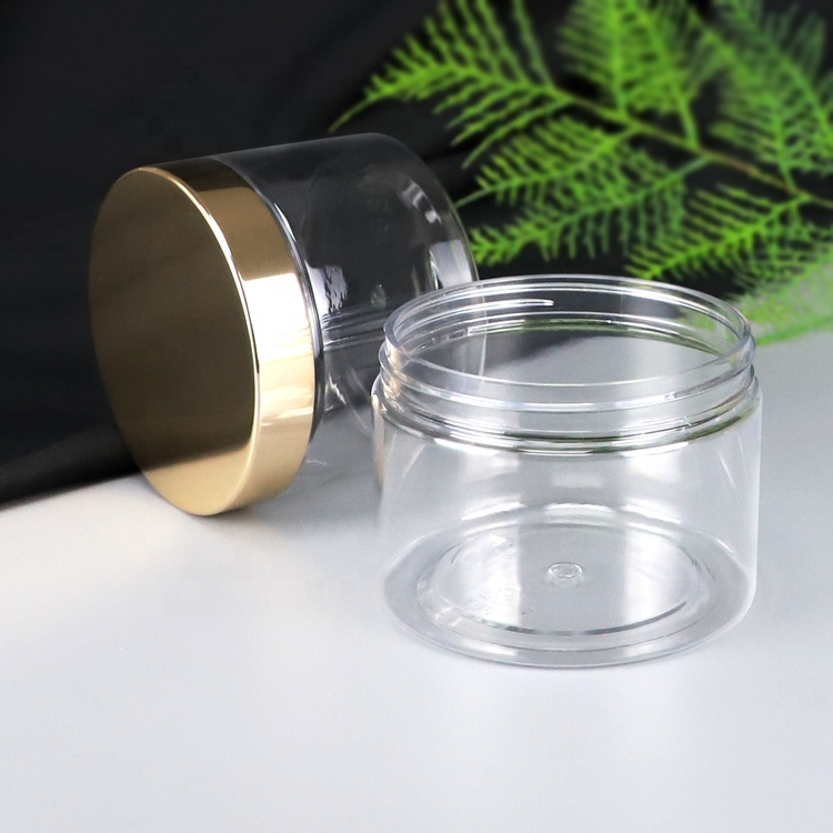 350ml Plastic Skincare Jar PET Body Butter Container