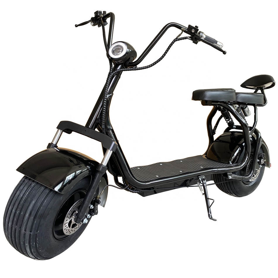 Europe warehouse,2000W 60V 20Ah lithium battery electric scooter city coco,citycoco electric scooter