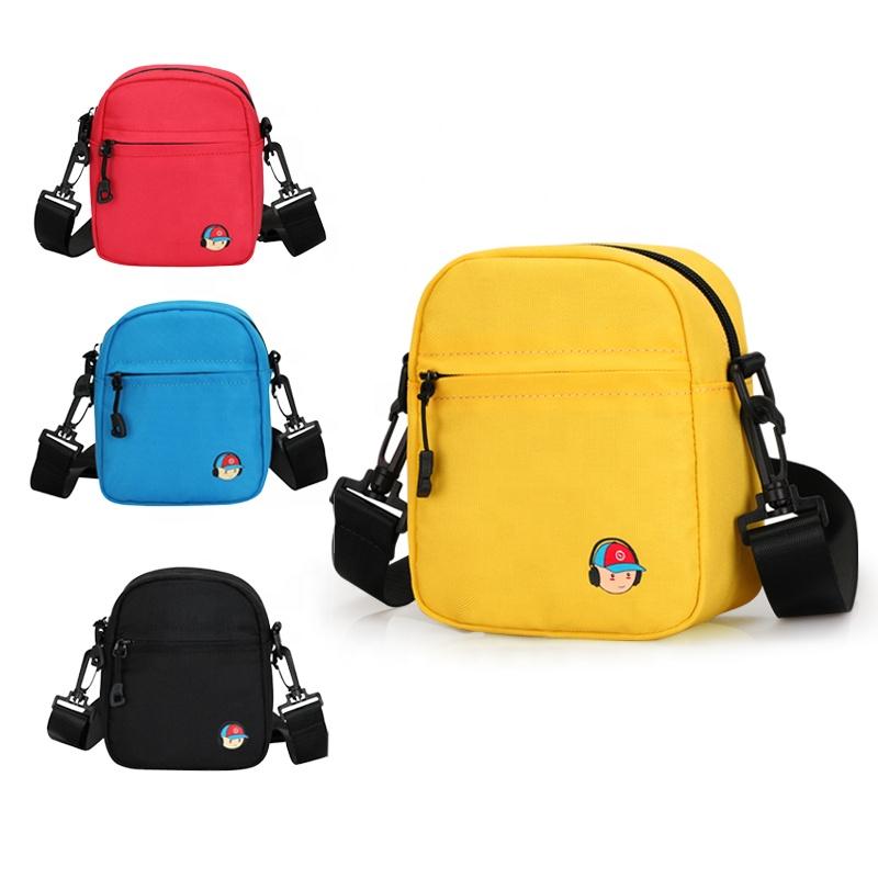 2021 пользовательский мини-кошелек через плечо, Боковая Сумка через плечо, красный кошелек для сотового телефона, сумка через плечо