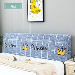 Эластичное покрывало для кровати из полиэстера, Современное покрывало с принтом, мягкие моющиеся покрывала