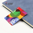 Card Customized Logo Picture PVC Invitation Card Gift Card