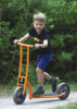 Children scooter with 3 wheels