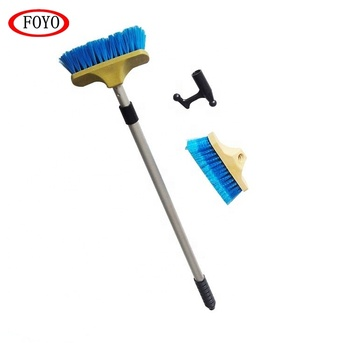FOYO Brand heavy duty marine cleaning tools brushes and hook