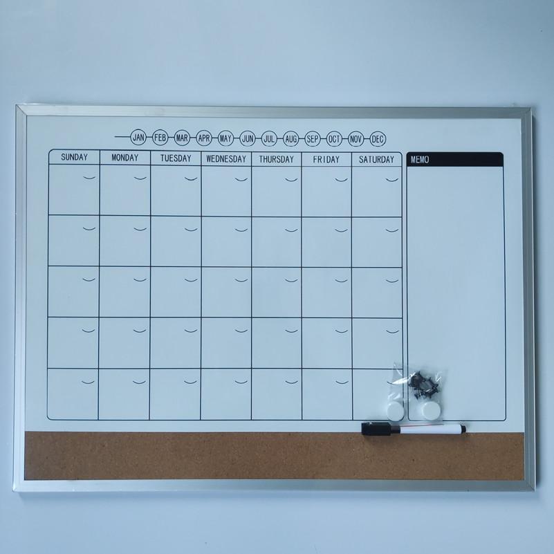 Custom Combination Cork boards & White Boards bulletin board borders - Yola WhiteBoard   szyola.net