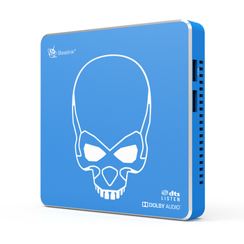 Beelink GT-king pro Android 9.0 tv box Amlogic S922X-H ott box 4GB DDR4 64GB eMMC tv box with DTS Licenses