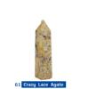 61 Crazy Lace Agate