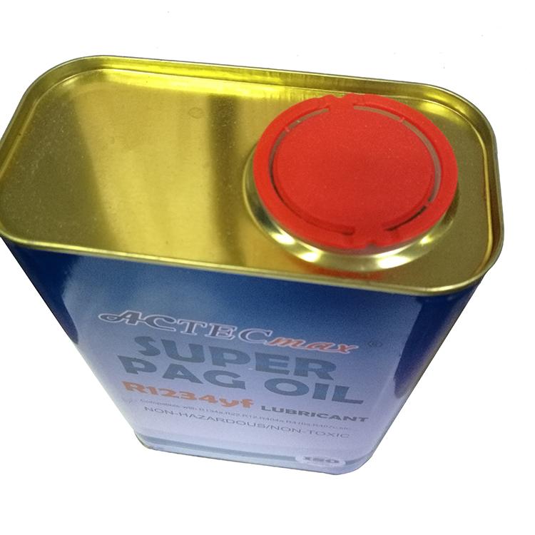 120 мл/180 мл/240 мл/250 мл/1 л/4 л/20 л/1 галлон, смазка для автомобильного кондиционера R134A, смазка для холодильника, PAG 46, компрессорное масло