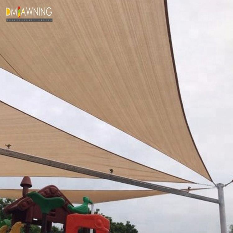 Waterproof Shade Sail,Square Sun Shade Sail for Swimming Pool