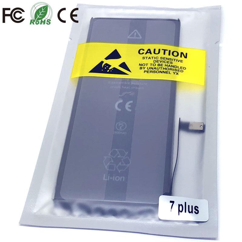 Новый 0 цикл печать oem высокой емкости мобильного телефона аккумуляторная батарея для зарядки ноута и сотового телефона iphone 4 4S 5 5S 5C SE 6 6S 7 8 Plus X XR XS Max батарея задняя крышка