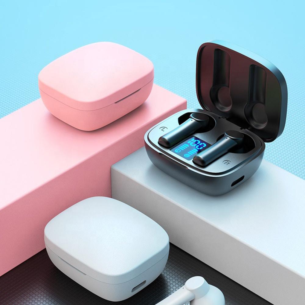 Лидер продаж, бесплатный образец, мобильные наушники, беспроводные наушники с bt 5,0, мини-поддержка OEM, брендинг