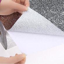 Высококачественная алюминиевая фольга, самоклеющиеся обои для кухни, наклейки для кухни(Китай)