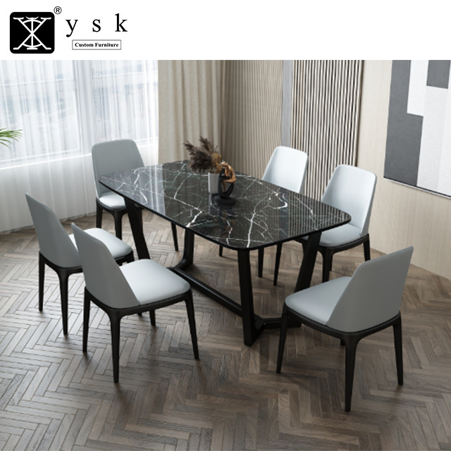 T804 Cheap Price Restaurant Dine Room Table And Chair Set