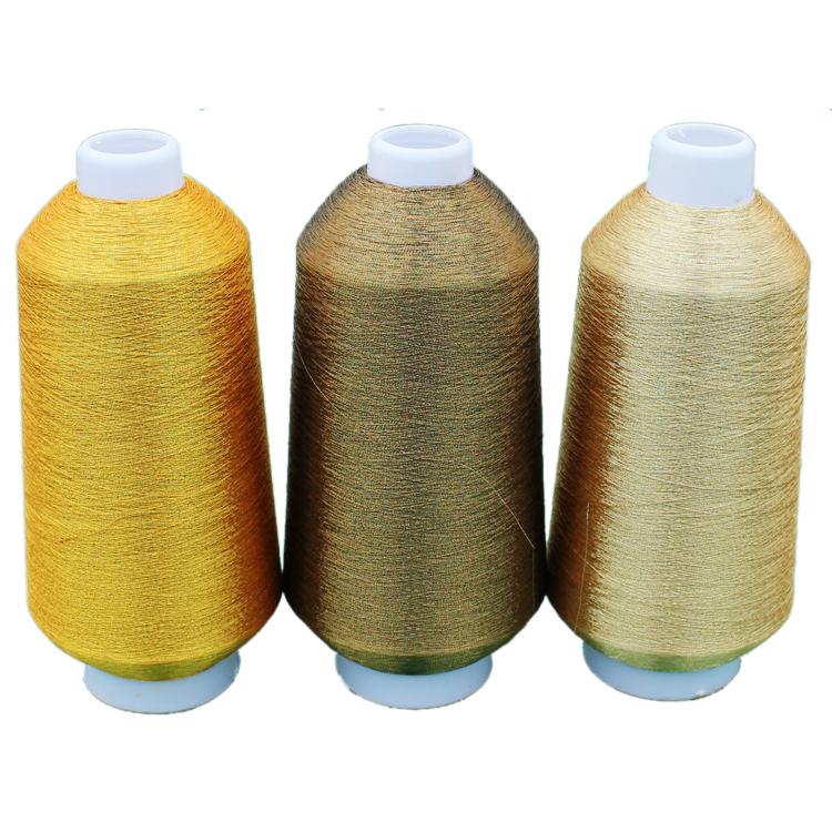 MS type Pakistan Sona Gold KR Gold Tobacco Indian Gold 1507 1552 7275 1502 Embroidery Metallic Yarn