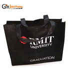 Bag Shopping Bags Wholesale Grocery Shopping Packaging Custom Printed Made Tote Handled Non Woven Bag