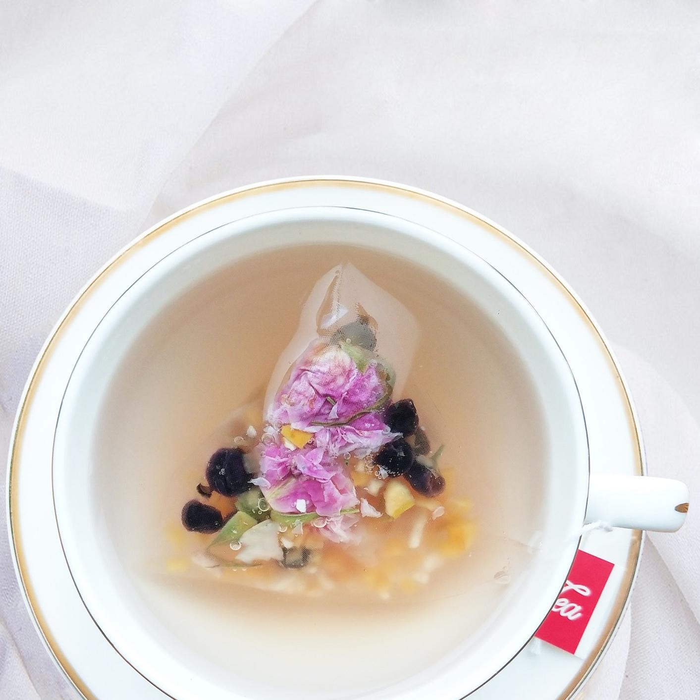 Tea Flowers Dropshipping Private Label Health WombTea Dried Rose Tea Petals Detox Herbal Flower Bags Tea - 4uTea   4uTea.com