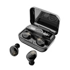 Earphone Wirless Ecouteur Bluethooth M16 Tws Earbuds Headset With Microphone For Blackberry
