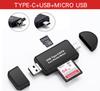 usb+micro+type-c 2.0 black $1.92/PC