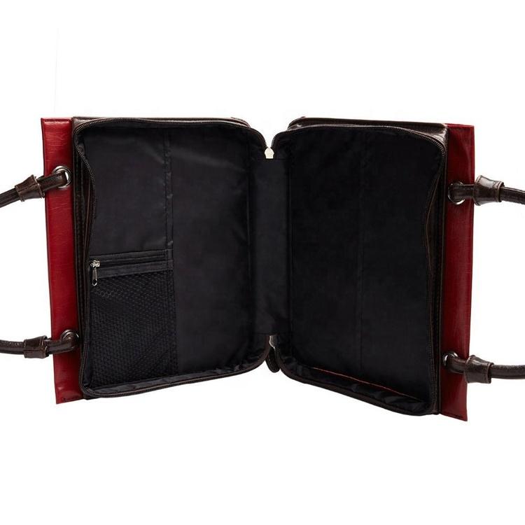 Многофункциональный кожаный чехол-книжка с изображением Библии