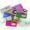 Colorful Glitter  Lash Box