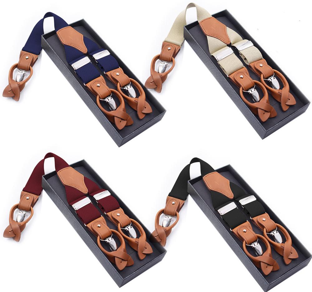 Модные кожаные подтяжки Yiwu Longkang, лидер продаж
