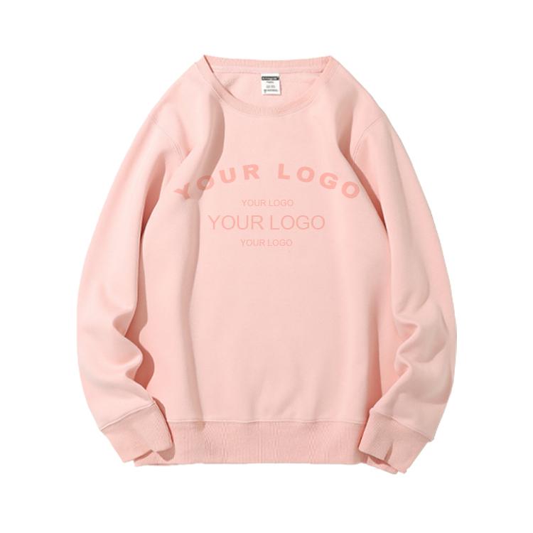 Новое поступление, Oem, логотип на заказ, Мужской пуловер с круглым вырезом, свитшот от производителя, Спортивный Простой Свитшот