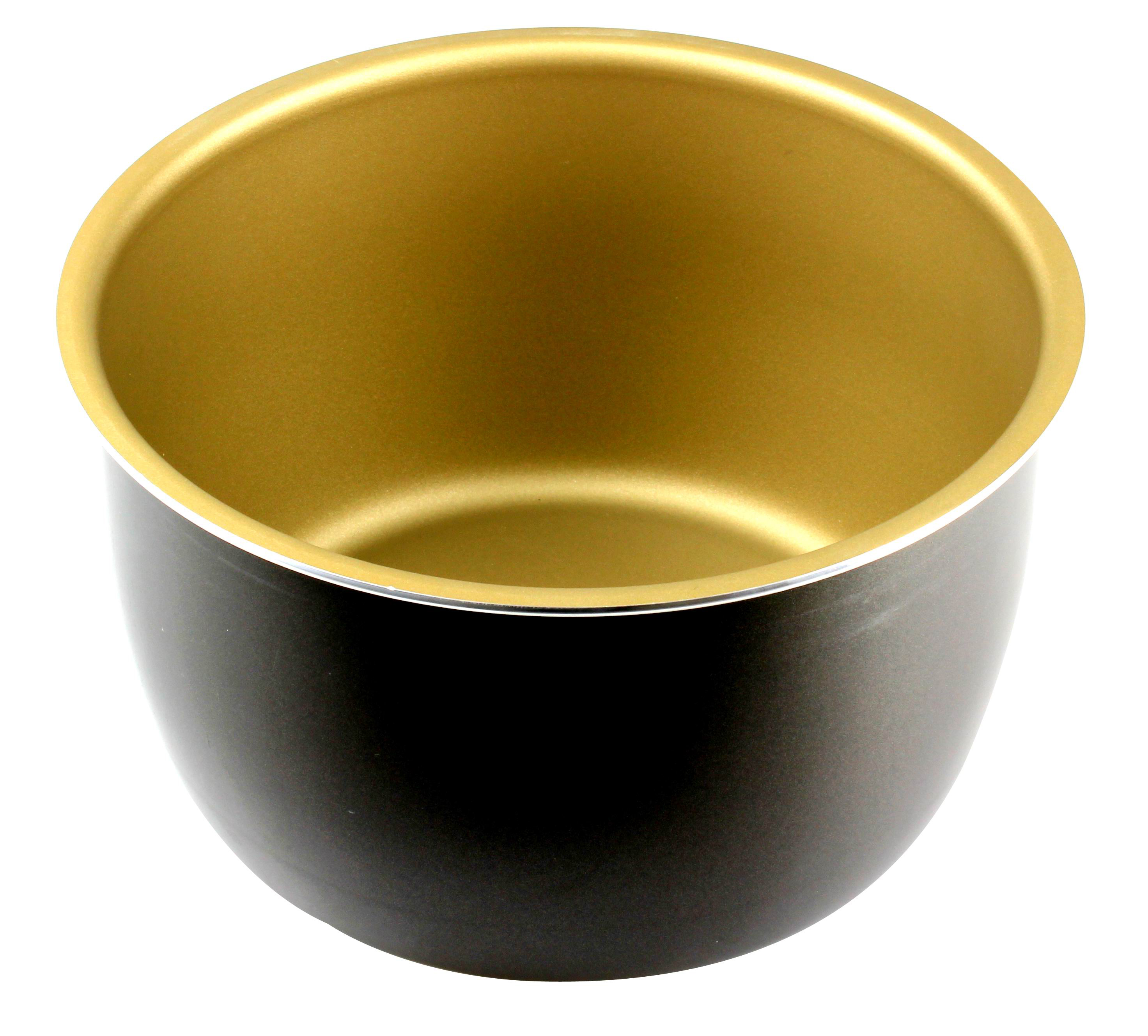 Capacity 8L Liter D08L Aluminum Quart Inner pot for Pressure Cooker OEM Power Sales Color Material Electric Household