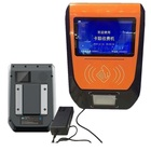 School Bus RFID IC Card Reader with GPS Tracking For Attendance Checking, Ticket Validator