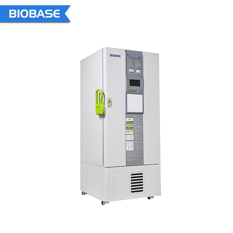 BIOBASE 100L -86 Upright Ultra Low Temperature Freezer