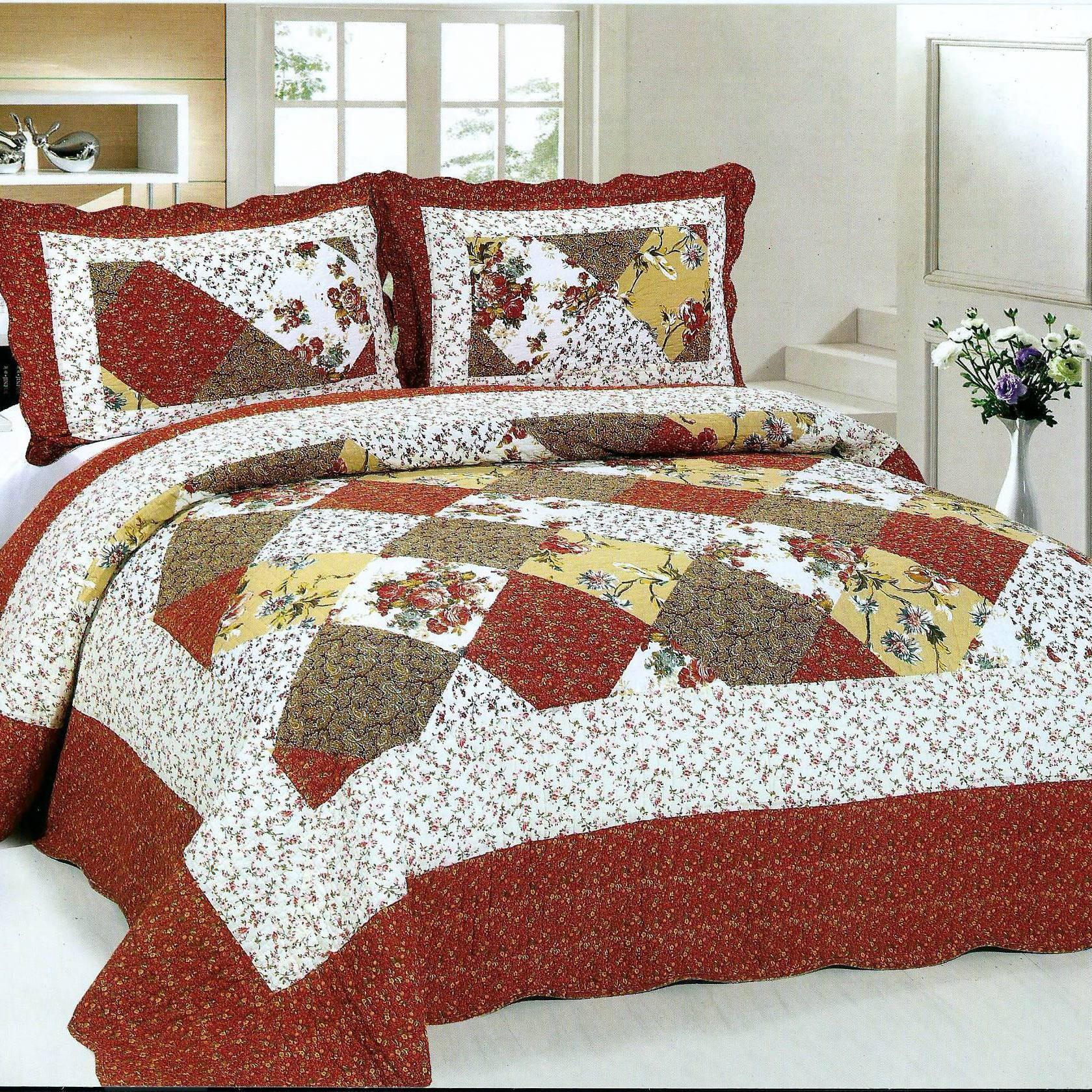 Хит продаж, комплект постельного белья из хлопка с принтом разных размеров