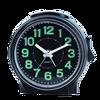 GRAY bedside alarm clock