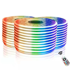 Led Neon Strip Light Cheap Wholesale Led Neon 12v 5meter Strip Light 6x12mm 8x16mm