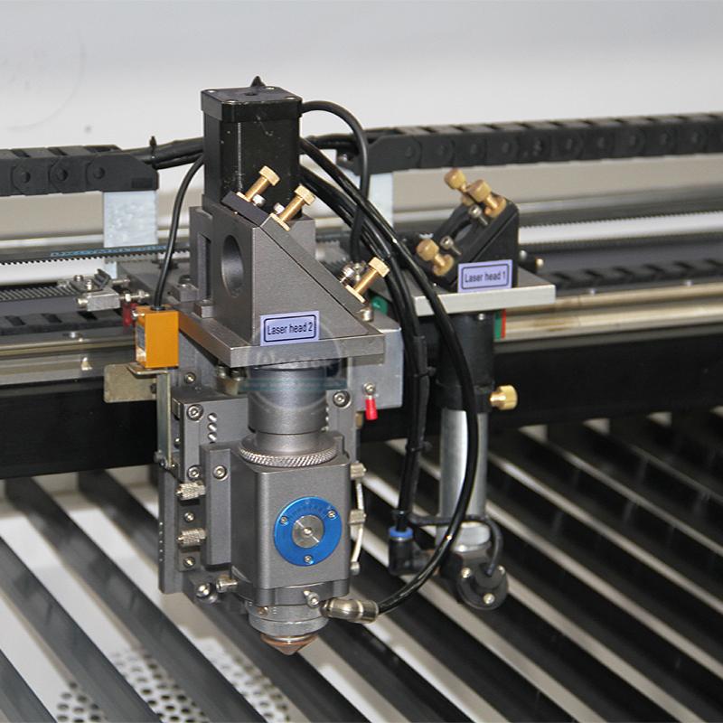 AKJ1390 H cnc laser cutting machine fabric cutting machine mobile protector glass cutting machine