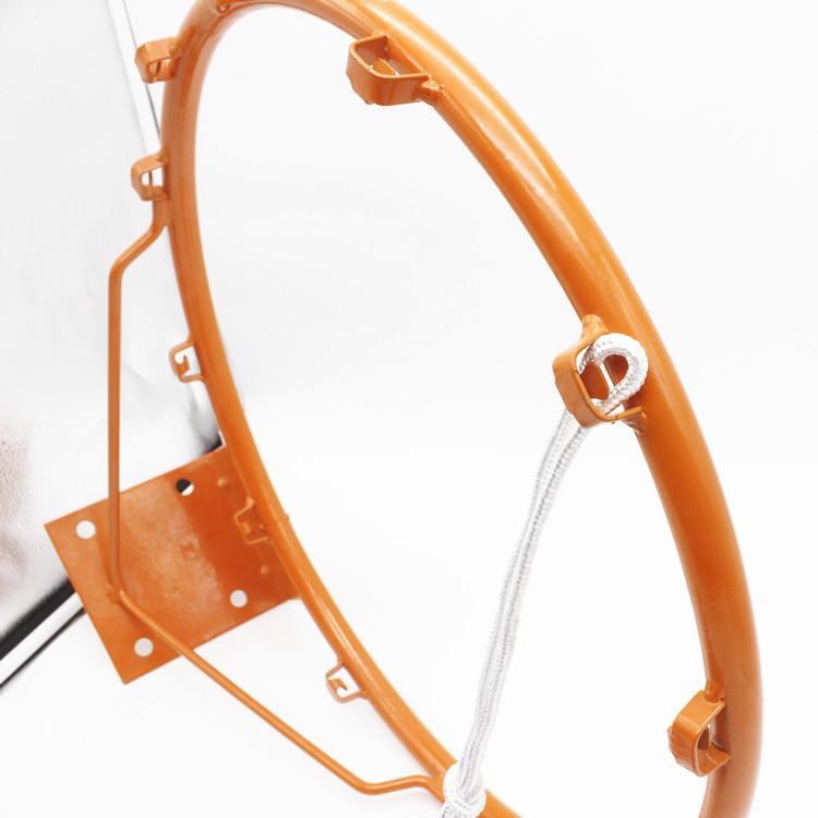 Indoor customizable portable basketball hoops basketball net For Park Gym