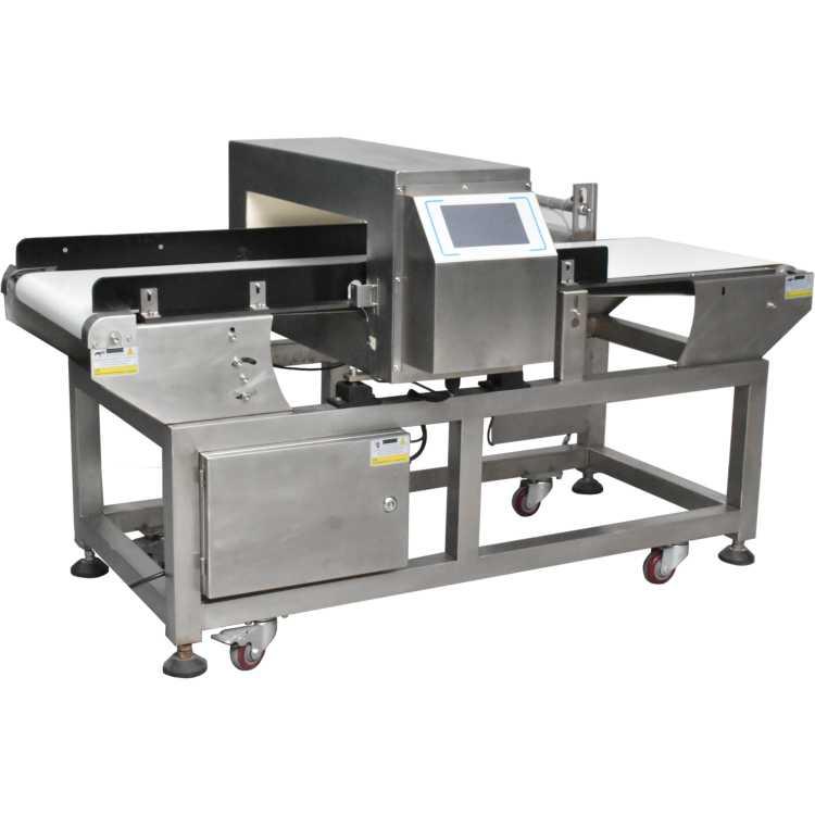 Металлоискатель для упаковки продуктов, морепродуктов, мяса, тортов
